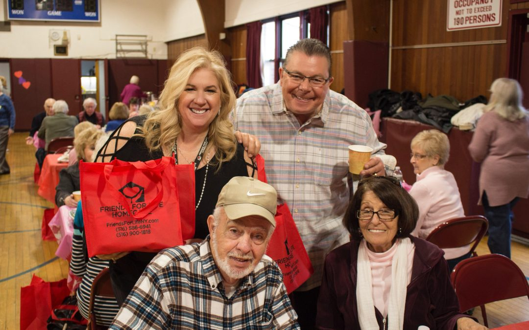Friends for Life Comes to Grace Episcopal Church