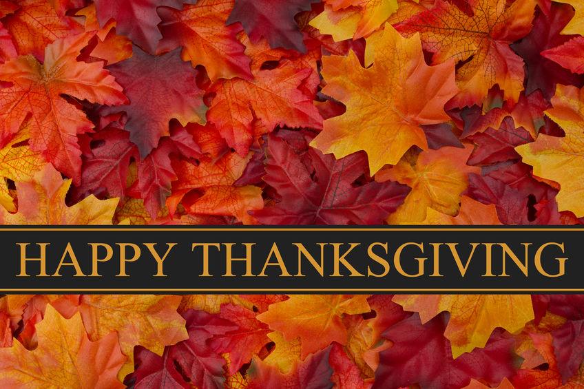 Wishing You a Happy – and Healthy – Thanksgiving